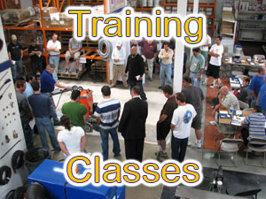 Concrete Solutions and Supply - Training Classes